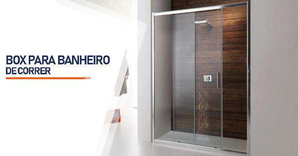 Box de Correr para Banheiro  Belo Horizonte