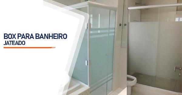 Box Jateado para Banheiro Belo Horizonte