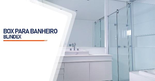 Box para Banheiro Blindex  Contagem