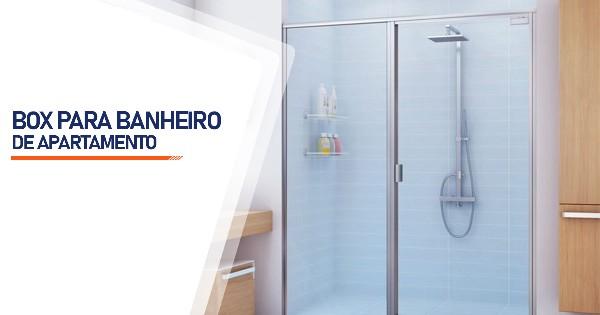 Box para Banheiro de Apartamento Belo Horizonte