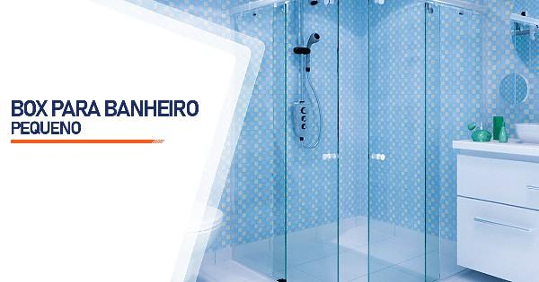 Box para Banheiro Pequeno Belo Horizonte