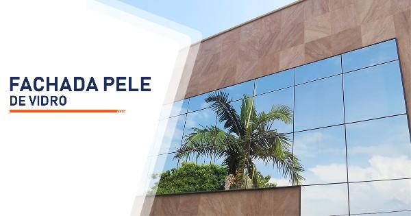 Fachada de Pele de Vidro Belo Horizonte