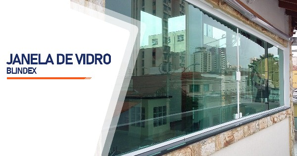 Janela De Vidro Blindex Belo Horizonte