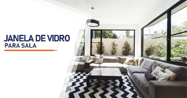 Janela Para Sala De Vidro Belo Horizonte
