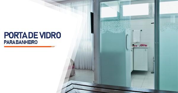 Porta De Vidro Para Banheiro Contagem